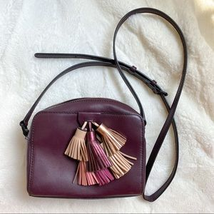 Rebecca Minkoff Crossbody Tassle Bag